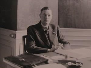 Paul Hennig, central aktør i jødeforfølgelsen 1943 i Danmark