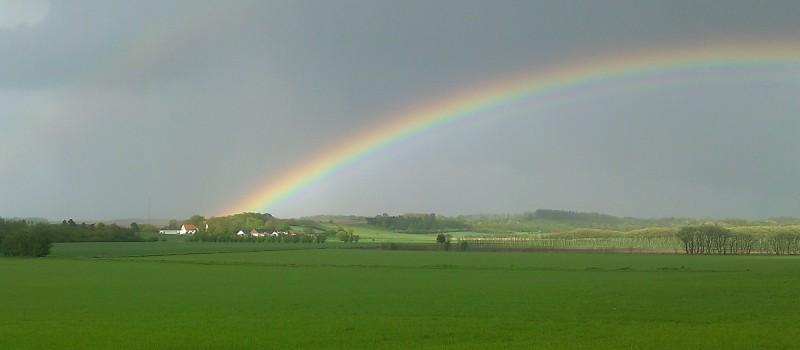 Livet i provinsen for enden af regnbuen